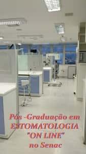 Especialização em ESTOMATOLOGIA